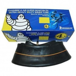 CAMERA MICHELIN 19 UHD TR4 ( 100/90-19.110/90-19120/80-19130/70-19 ) OFF ROAD 4mm  CAI842770