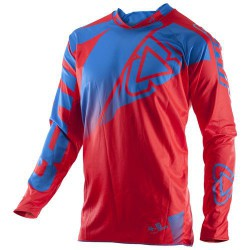 Tricou Leatt GPX 4.5 Lite 2017 red/blue marime XL 5017910493