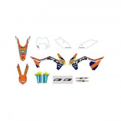 Set stickere KTM EXC '16 78708990600
