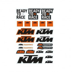Set stickere KTM 79608978000