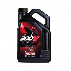 Ulei Motul 300V 15W50 Factory Line Synthetic 4L MU104129