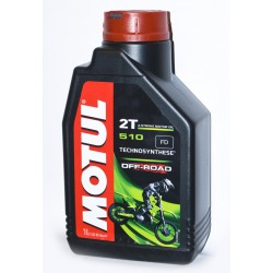 Ulei Motul 510 2T Off Road 1L semi sintetic MU105976