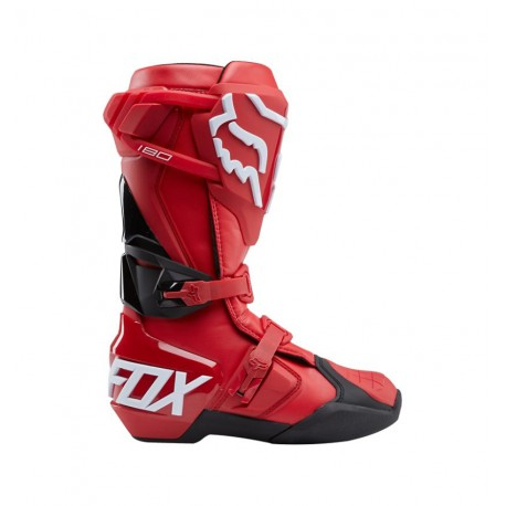 Cizme enduro FOX Instinct rosu 24277-156-11