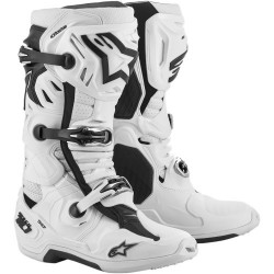 Cizme ALPINESTARS Tech 10 Supervented alb