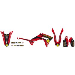Set stickere Rockstar HONDA CR 125 '93-'97 43025050