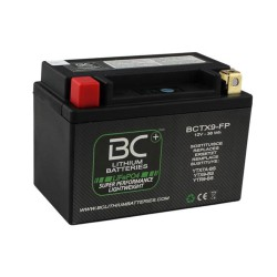 Acumulator Lithium-Ion 12V 3Ah 180CCA 150x87x105 LiFePO4 BC Battery 8059070580532 BCTX9-FP