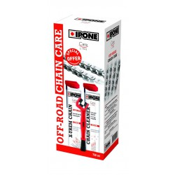 Kit curatare si ungere lant Ipone Offroad 800737