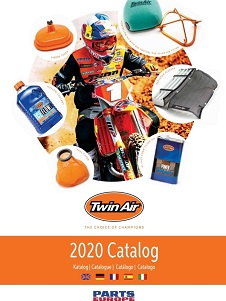 Catalog Twin Air 2018