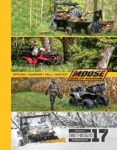 Moose Utility 2016